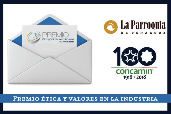 Premio ética y valores en la industria