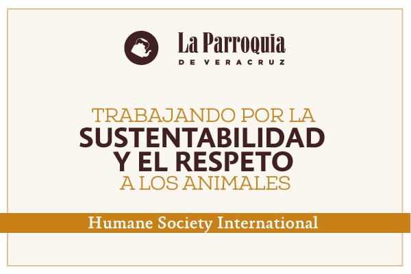 Trabajando por la sustentabilidad y el respeto a los animales