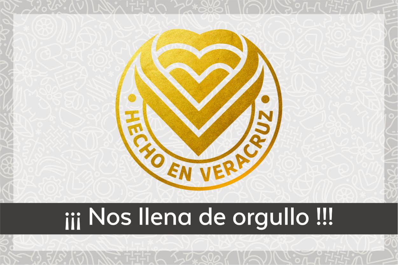 certificación HECHO EN VERACRUZ